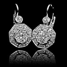 Art Deco Collection Earrings