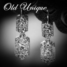 Old Unique Earrings
