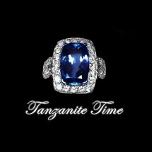 Tanzanite Time Ring