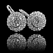 Giovani Art Earrings - Valencia Earrings