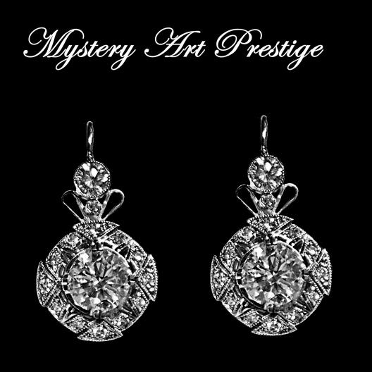 Mystery Prestige Earrings