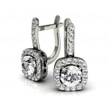 One Love Diamond Earrings