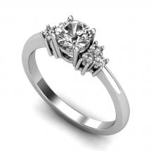 Pierścionek zaręczynowy EXCLUSIVE 1