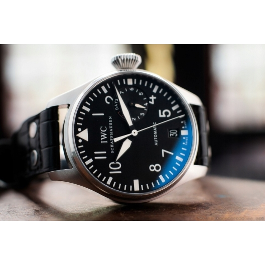IWC PILOT 7 DAYS POWER RESERVE