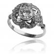 Limitowany pierścionek z brylantami Artistic
