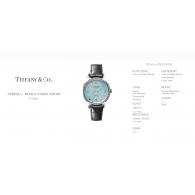 Tiffany & Co - Bransoletka złota 18K z diamentami