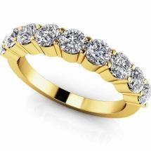 Obrączka z diamentami LuxuryBands