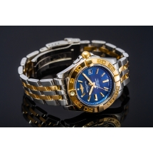 Breitling Galactic 32mm Gold & Steel