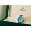 NOWY 2021 Rolex Oyster Perpetual 31 z brylantowym pierścieniem - TIFFANY BLUE