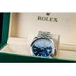 Rolex Datejust 41 stal szlachetna, granatowy cyferblat