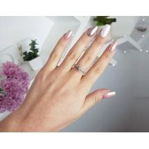 @zdzieszk4 Pierścionek zaręczynowy z brylantem whiteluxury 718