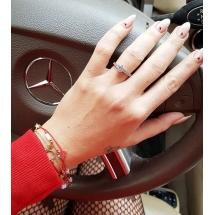 @marzenia2891 Pierścionek zaręczynowy z brylantem whiteluxury 718