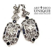 Blue Passion Earrings
