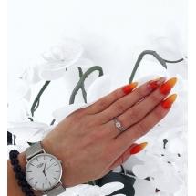 @wieczorek_kk Pierścionek zaręczynowy z brylantem whiteluxury 718