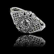 Shadow Collection Ring