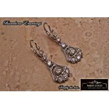 Prestige Oval Earrings