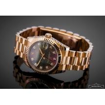 Rolex DATEJUST Rosegold 31mm Ref 178275