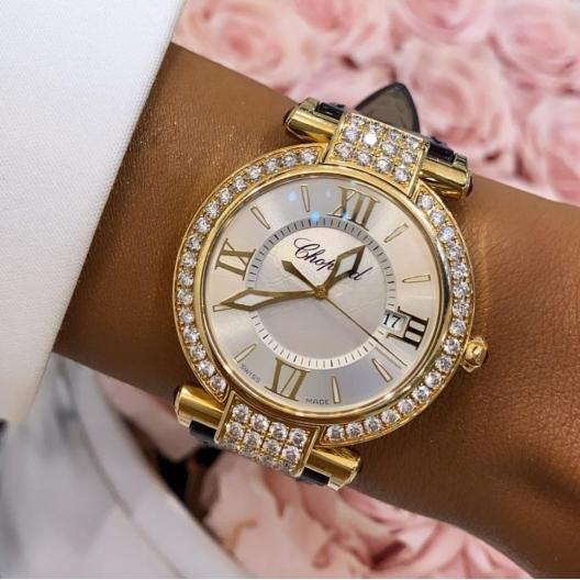 Zegarek Chopard Imperiale DIAMONDS - RARE Yellow GOLD